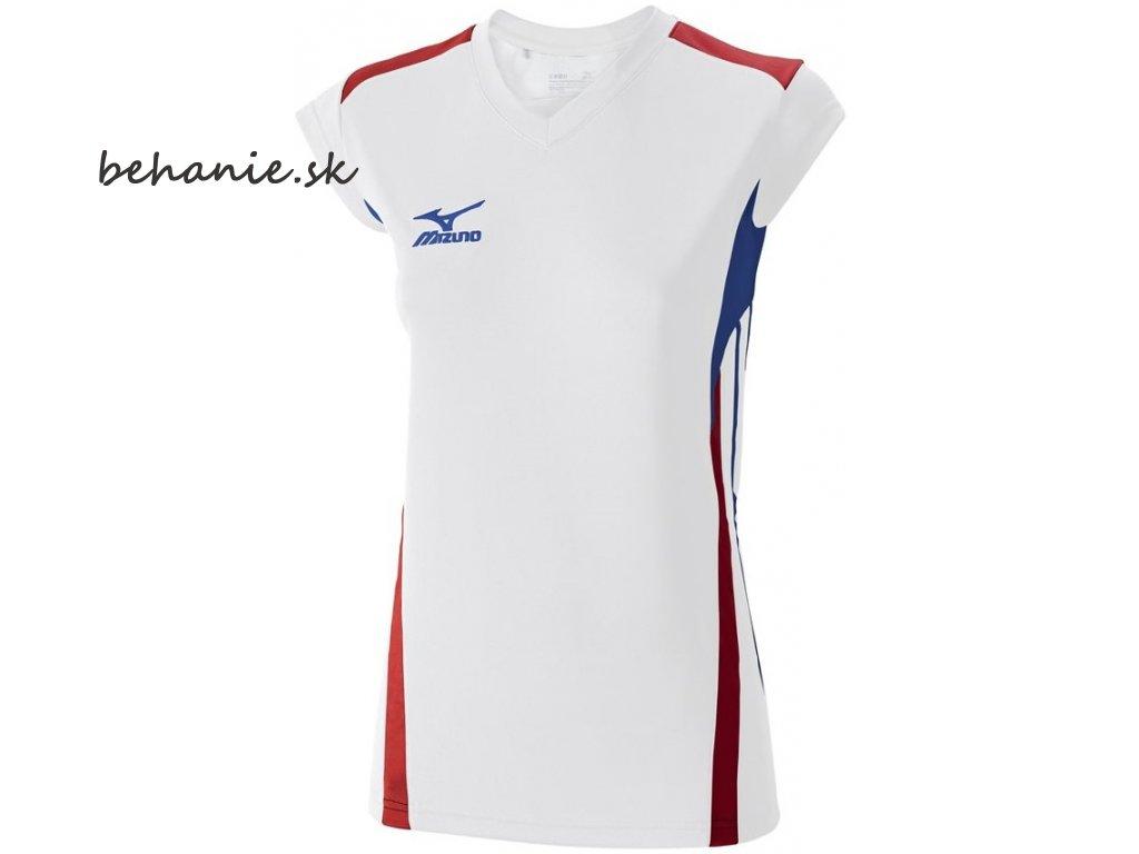 Volejbalový dres Mizuno Premium Women's Cap Sleeve V2GA6C2001 (Veľkosť XXL)