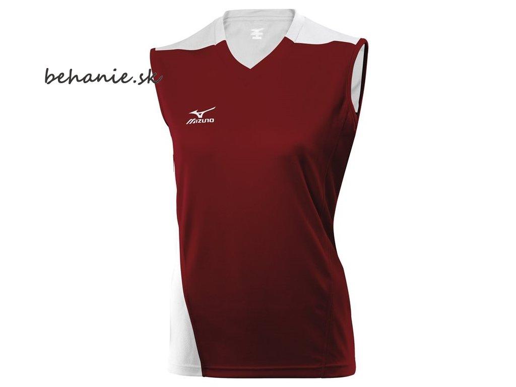 Volejbalový dres Mizuno Women's TRAD Sleeveless V2GA6C2162 (Veľkosť XS)