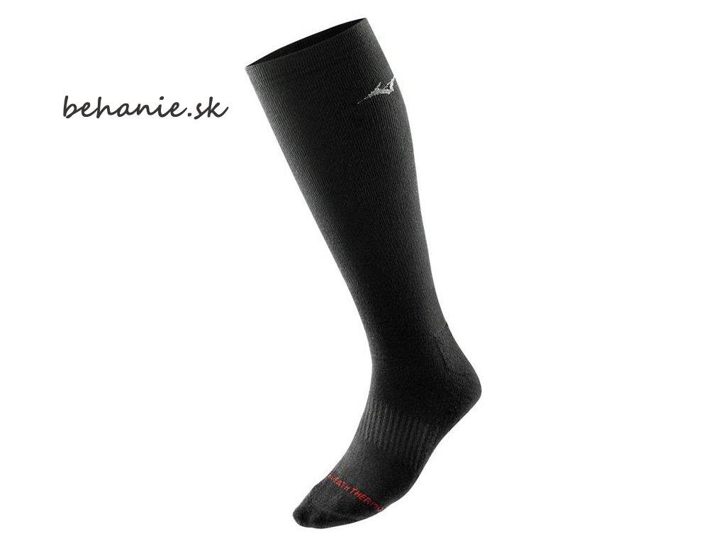 Běžecké ponožky Mizuno BT Active Socks A2GX5501Z09 (Velikost textilu XL)