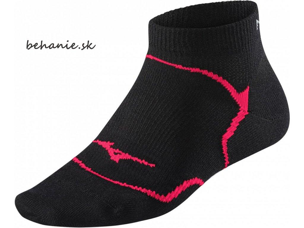 Běžecké ponožky Mizuno DL Inner Grip Mid J2GX6A50Z66 (Velikost textilu XL)