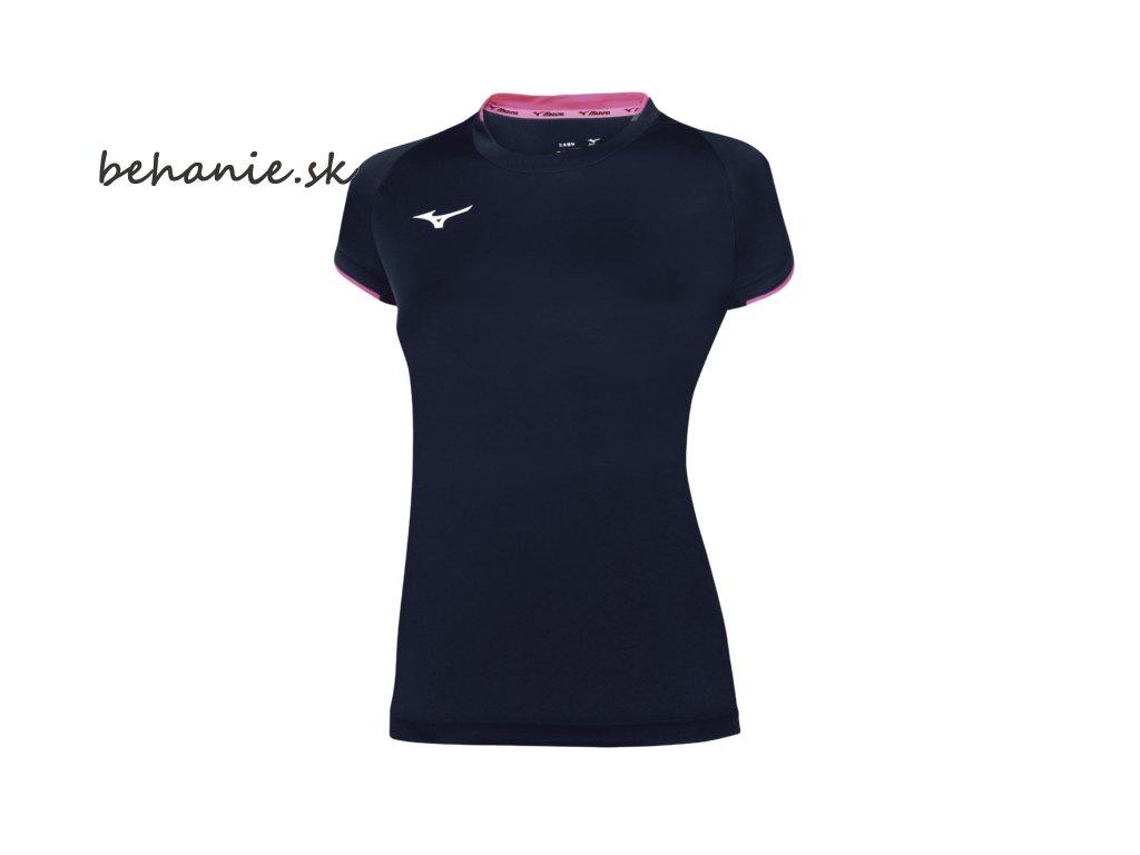 Běžecké tričko Mizuno Core Short Sleeve Tee 32EA720214 (Veľkosť XS)