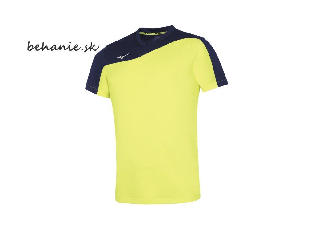 Volejbalový dres Mizuno Premium Myou Tee V2EA700344 (Veľkosť XXL)