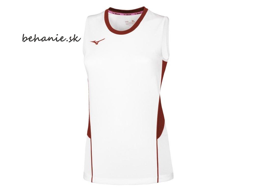 Volejbalový dres Mizuno Authentic High-Kyu NS Shirt V2EA720176 (Veľkosť XS)