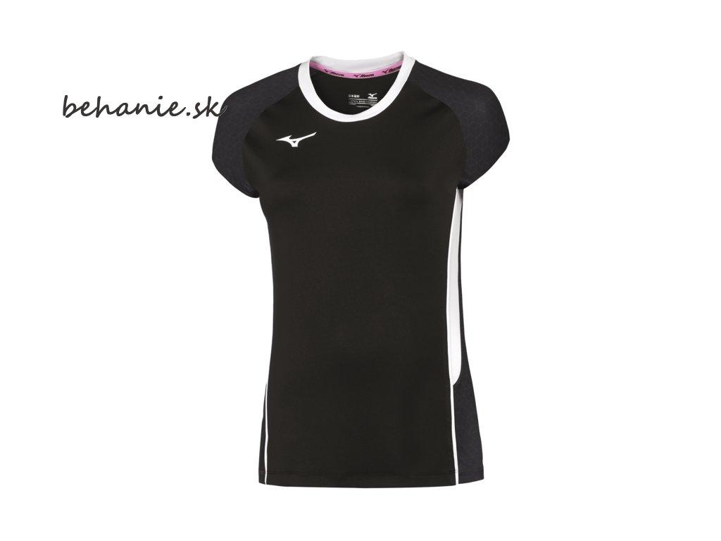 Volejbalový dres Mizuno Premium High-Kyu Tee V2EA720209 (Veľkosť XXL)