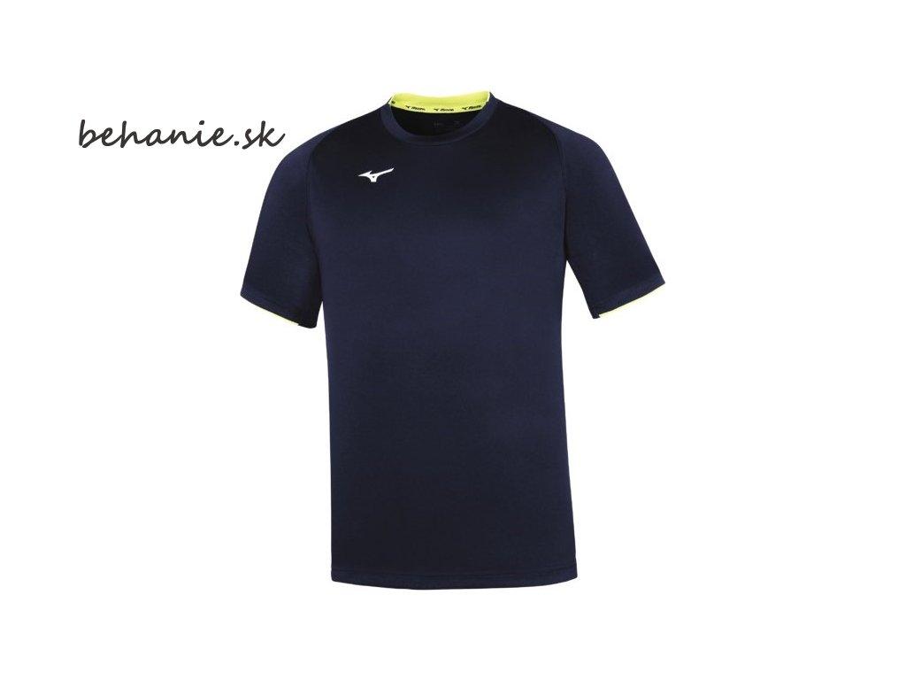 Běžecké tričko Mizuno Core Short Sleeve Tee 32EA700214 (Veľkosť XXL)