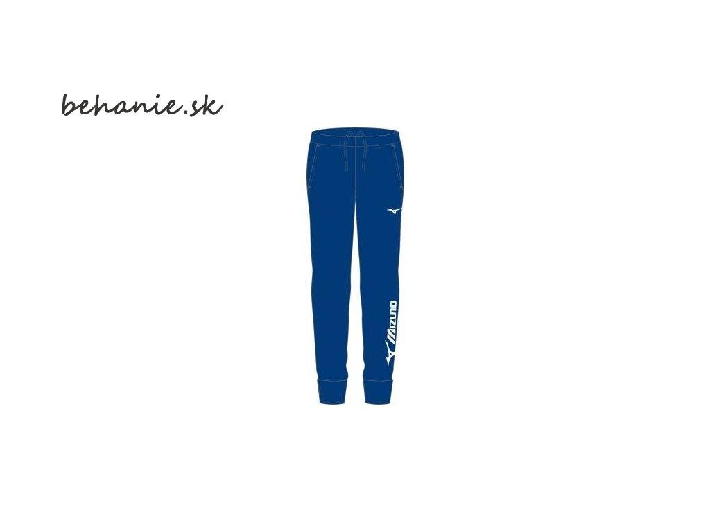 Běžecké kalhoty Mizuno Terry Pant 32ED7B6514 (Veľkosť XXS)
