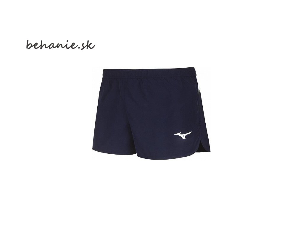 Běžecké šortky Mizuno Premium JPN Split Short U2EB720114 (Veľkosť XXS)