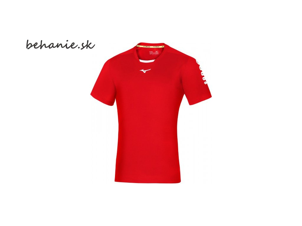Běžecké tričko Mizuno Soukyu Shirt X2EA770062 (Veľkosť XXL)