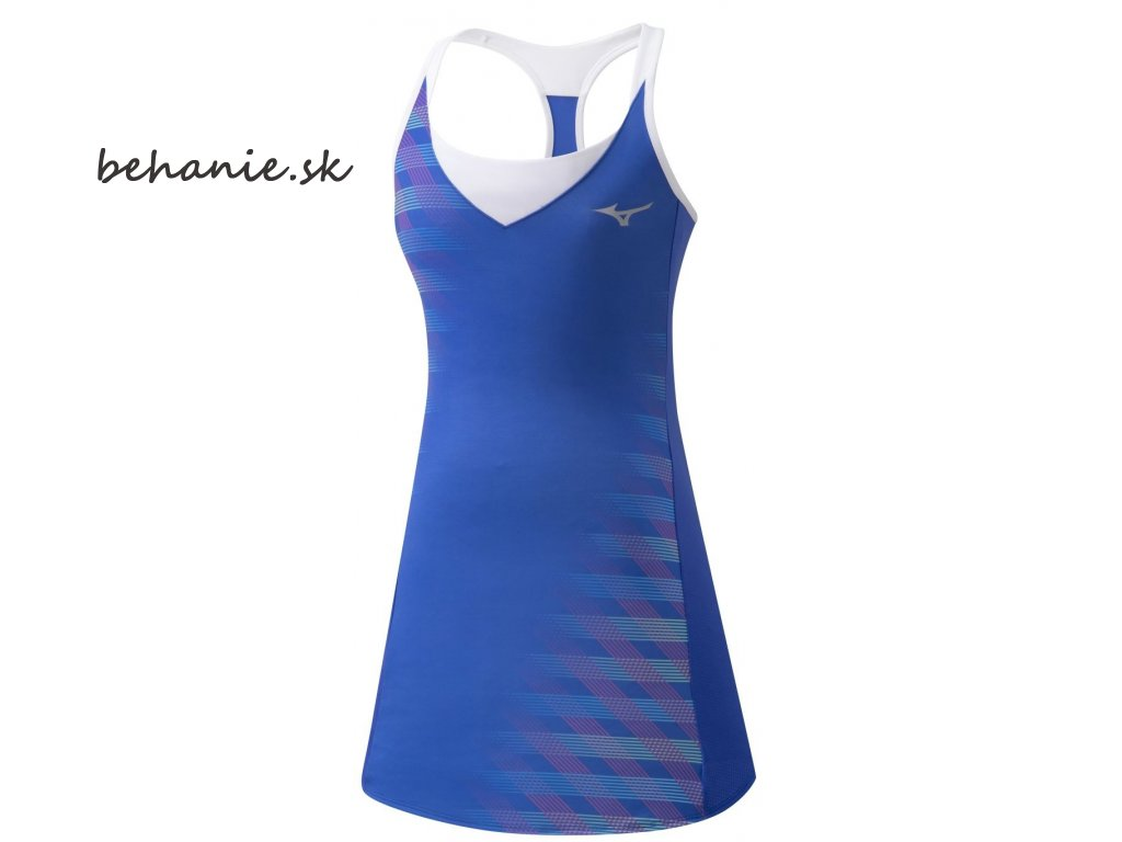 Běžecké tričko Mizuno Printed Dress K2GH021529 (Veľkosť XS)