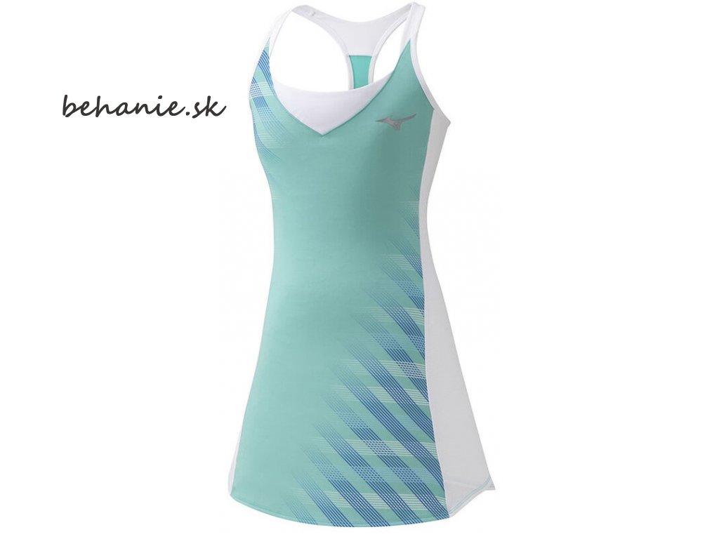 Běžecké tričko Mizuno Printed Dress K2GH021536 (Veľkosť XS)