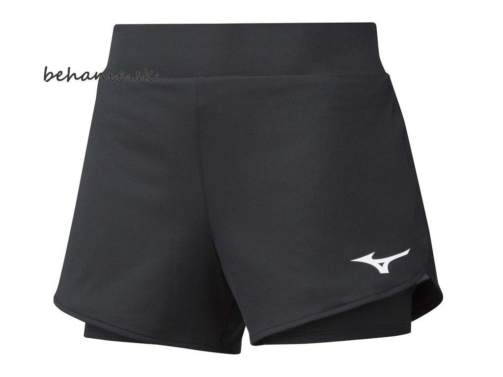 Běžecké šortky Mizuno Flex Shorts K2GB971509 (Veľkosť XS)