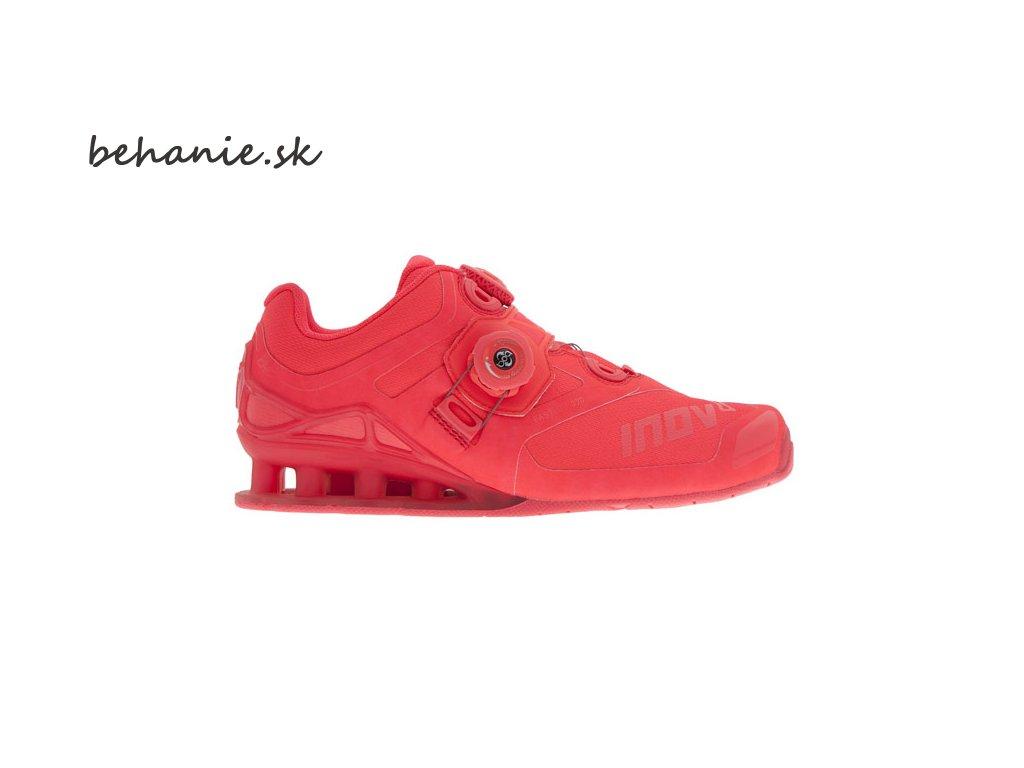 Fitnes boty INOV-8 FASTLIFT 370 BOA neon pink (Velikost obuvi v EU 42)