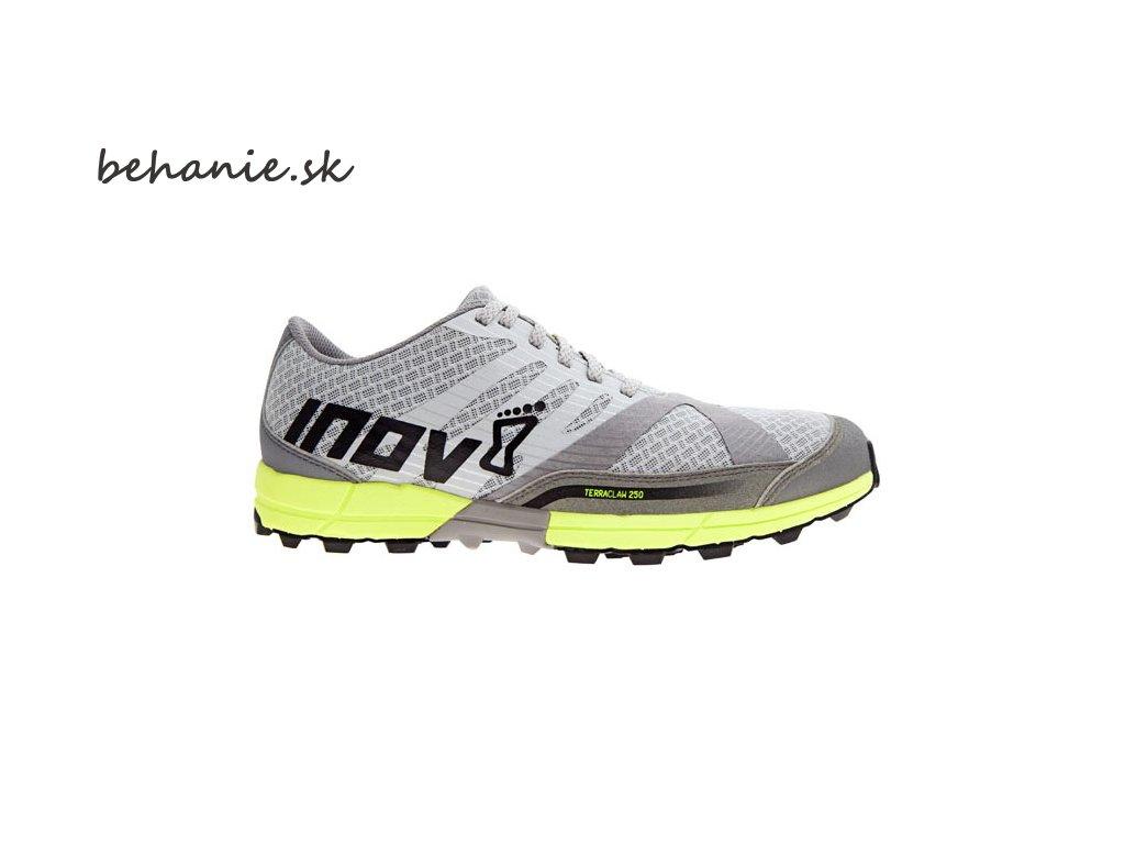 Běžecké boty INOV-8 TERRACLAW 250 CHILL (S) (Velikost obuvi v EU 44)
