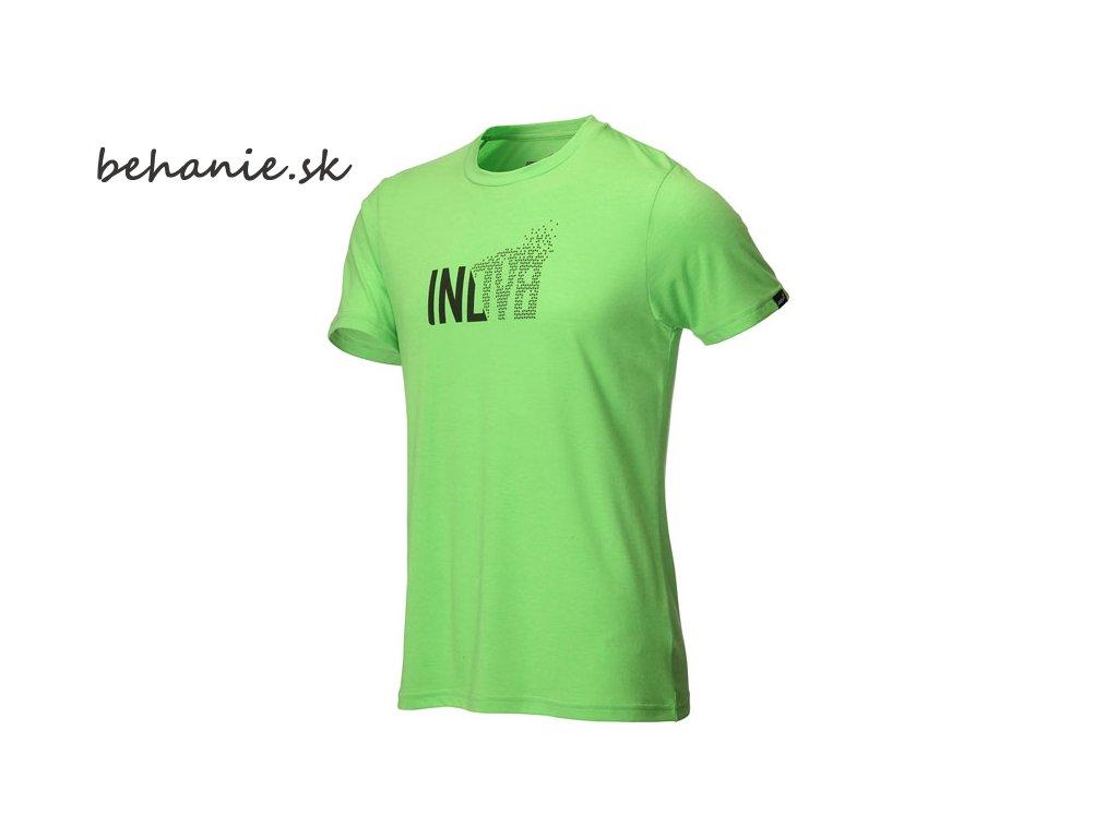 """Běžecké tričko Inov-8 AT/C TRI BLEND SS """"TRANSITION"""" M (Velikost textilu XS)"""