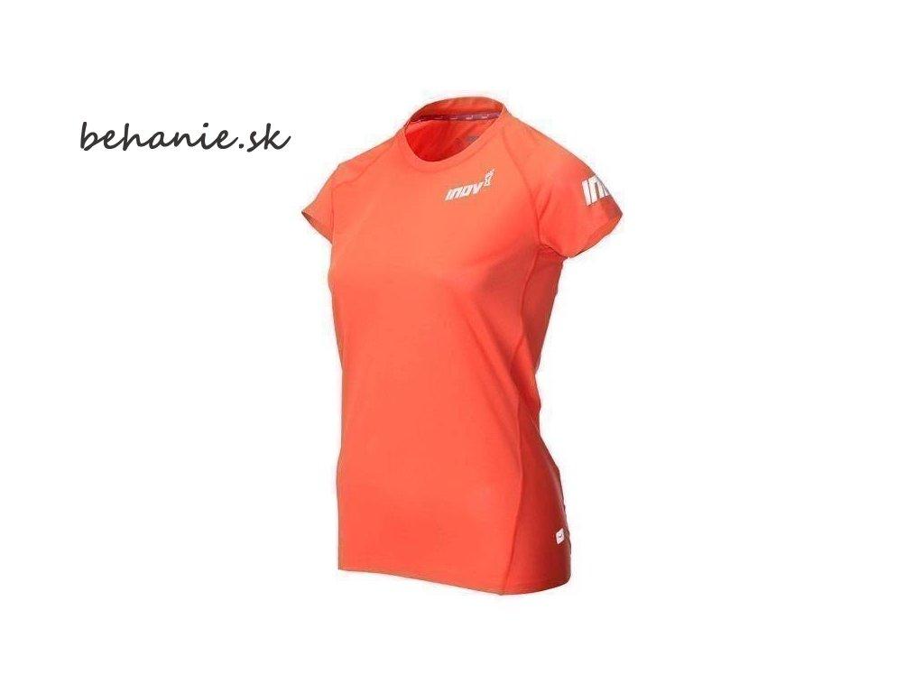 Běžecké tričko INOV-8 AT/C BASE SS (Velikost textilu 40)