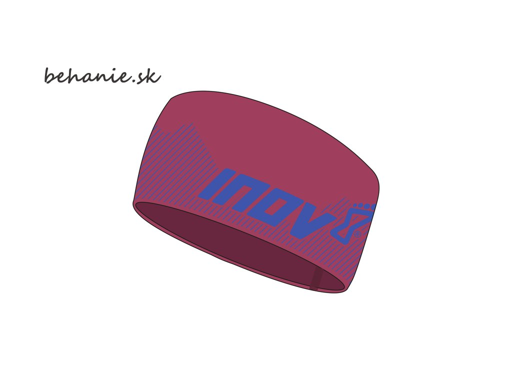 inov 8 race elite headband pinkblue