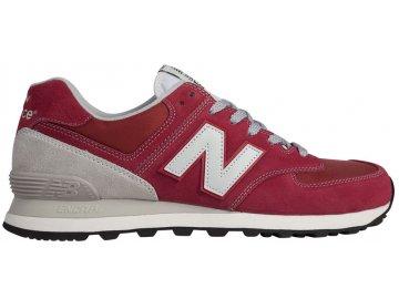 Fashionová obuv New Balance ML574VBU