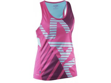 Bežecké tílko SALMING Run Race Singlet Women Pink