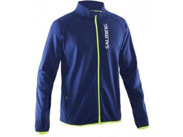 Bežecká bunda SALMING Run Thermal Jacket Men Navy