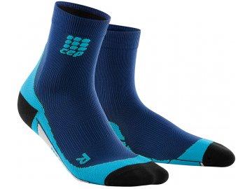 CEP short Socks deep ocean hawaii blue WP4BB0 w WP5BB0 m pair