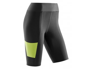 CEP Performance Shorts black lime W7H1UC w front