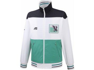 Běžecká bunda Mizuno Archive Jacket (Eagle collection) K2GC005001 (Veľkosť XXL)