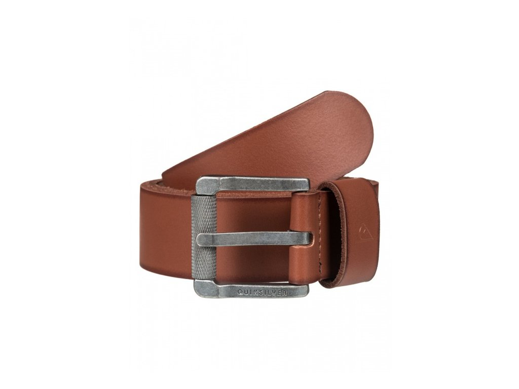 Quiksilver - opasok THE EVERYDAILY BELT bone brown