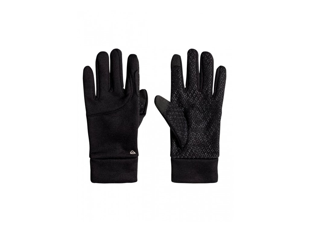 Quiksilver - rukavice   TOONKA   black