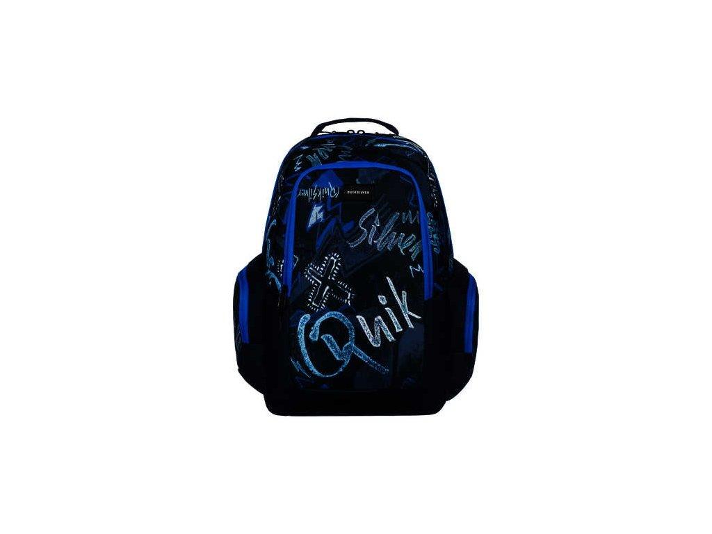 Quiksilver ruksak SCHOOLIE 25L dark denim
