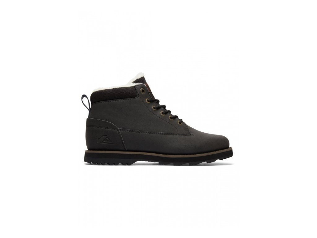 QUIKSILVER - obuv STR MISSION V solid black