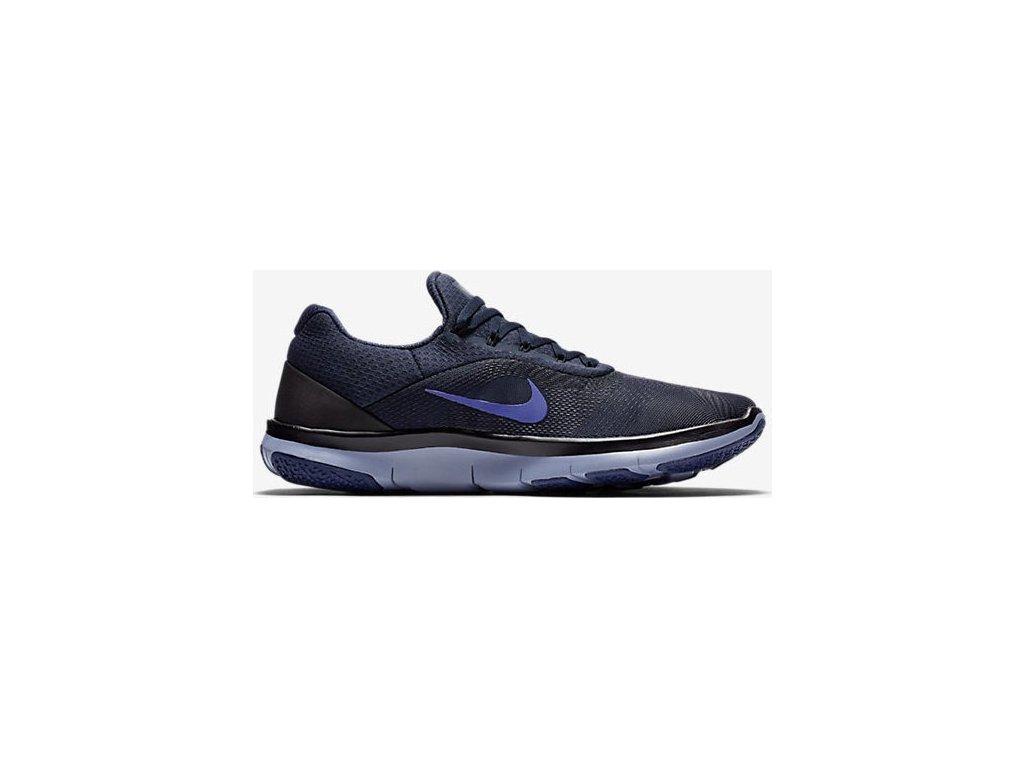 Nike - obuv FREE TRAINER V7 TRAINING SHOE deep royal blue