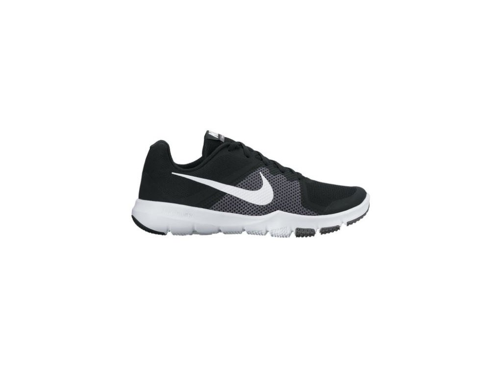 NIKE - obuv FLEX CONTROL TRAINING SHOE black/dark grey