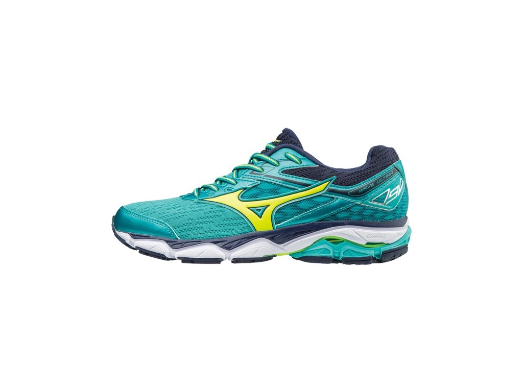 Mizuno  obuv WAVE ULTIMA 9 W ceramic/yellow/peach