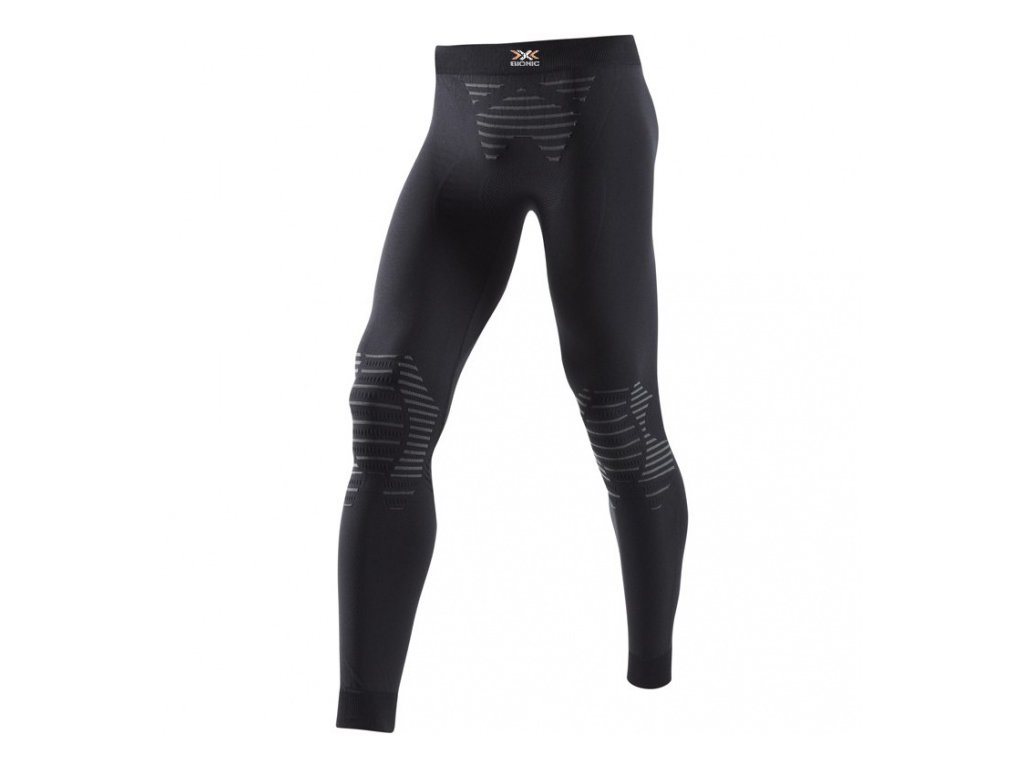 X-Bionic - nohavice T Man Invent Pants Long black/anthracite