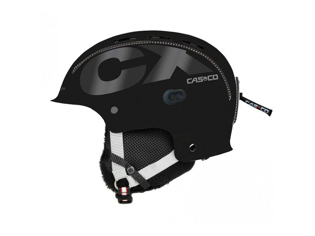CASCO - prilba CX-3-Icecube (MyStyle)  black/matt 17/18