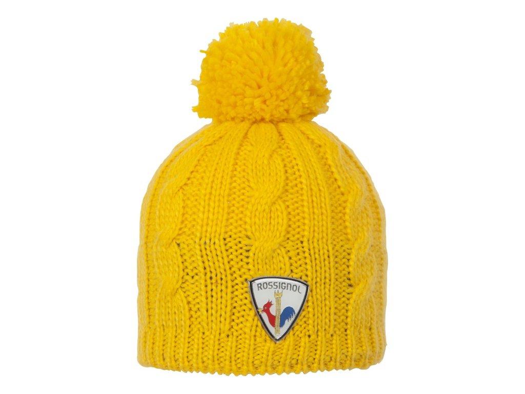Rossignol - čiapka L3 W HATEYA yellow