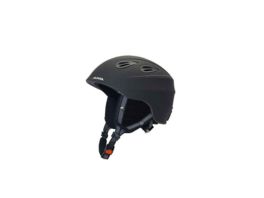 Alpina prilba JUNTA 2.0 black 17/18 54-57cm