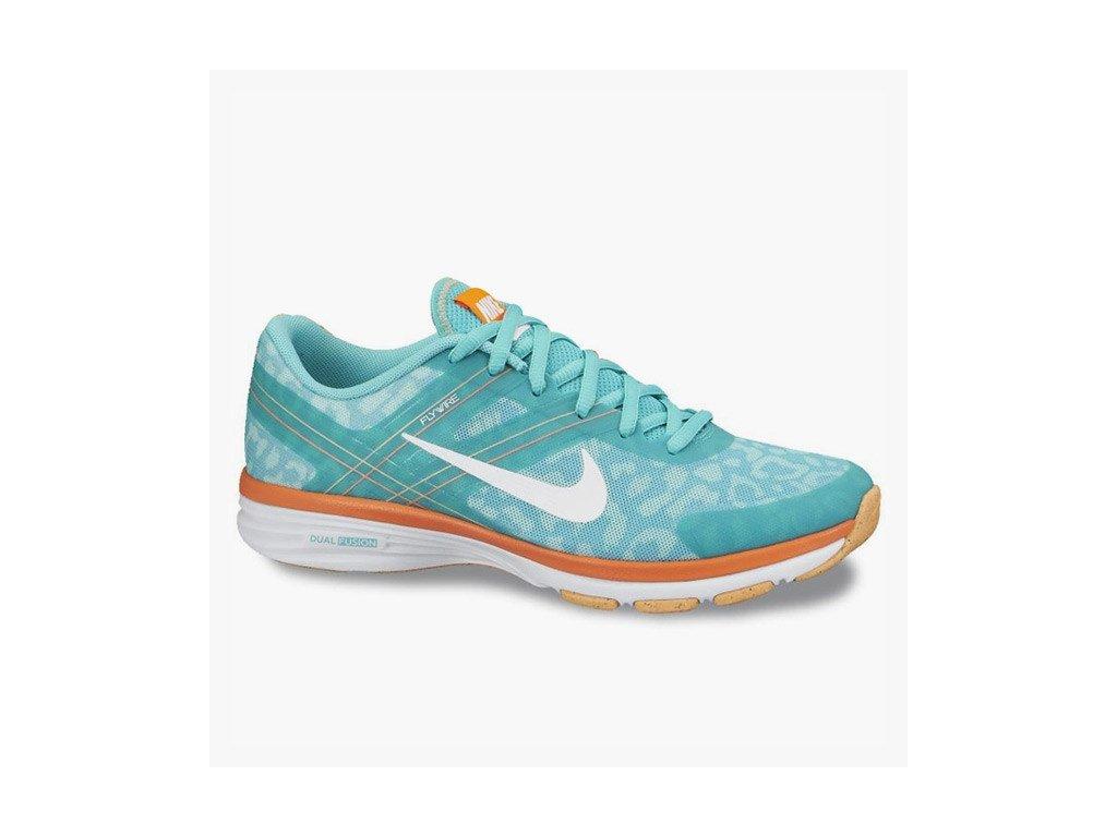 obuv W Nike DUAL FUSION TR 2 PRINT Turquoise