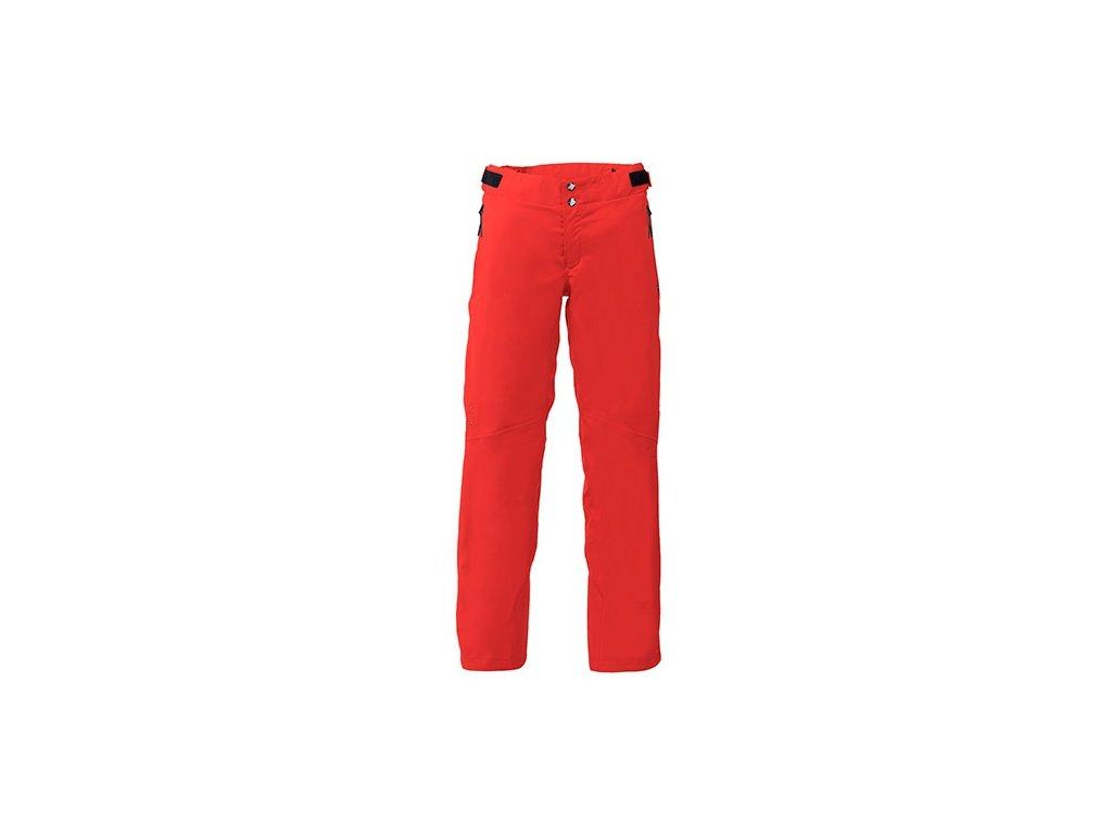 Phenix - nohavice OT Ranger Salopette Partial Zip red