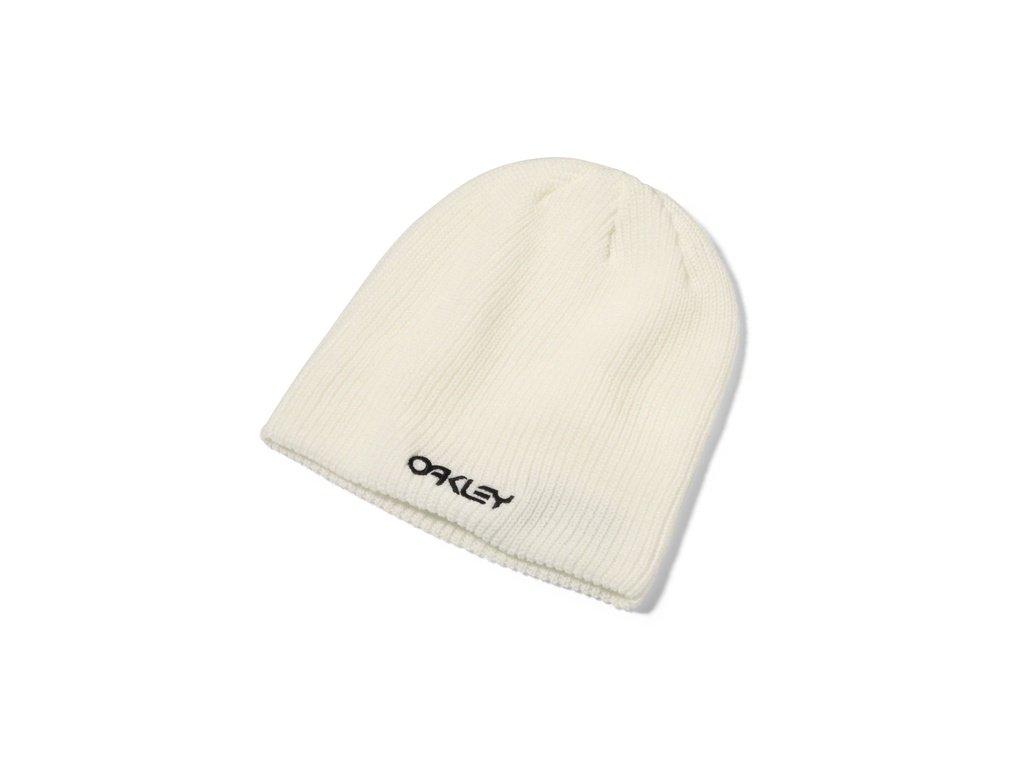 čiapka Factory Flip Beanie * Oakley White