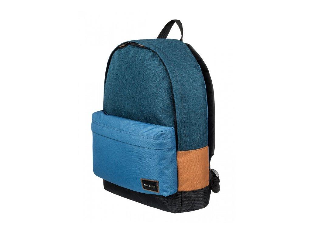 QUIKSILVER ruksak EVERYDAY POSTER PLUS 25L blue nights heather