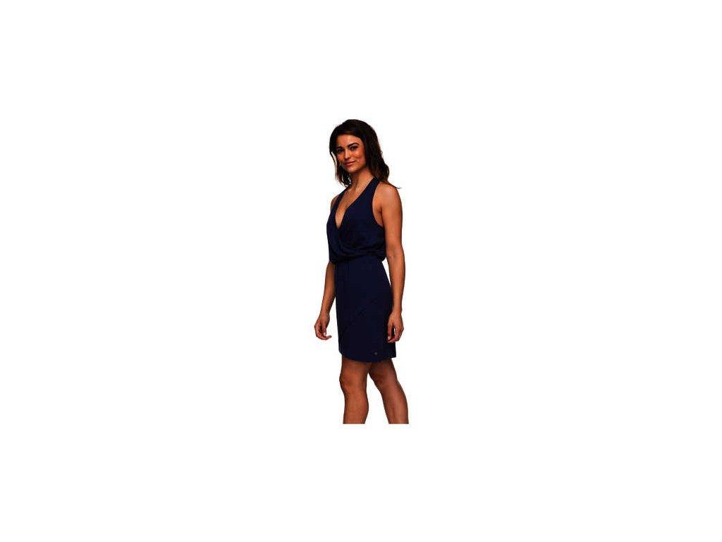 Roxy - šaty OCEAN SKYLINE deep cobalt