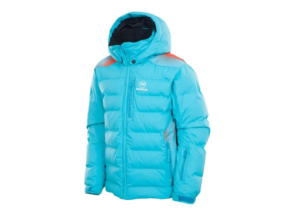 Rossignol bunda Z BOY POLYDOWN PR JKT Freeze