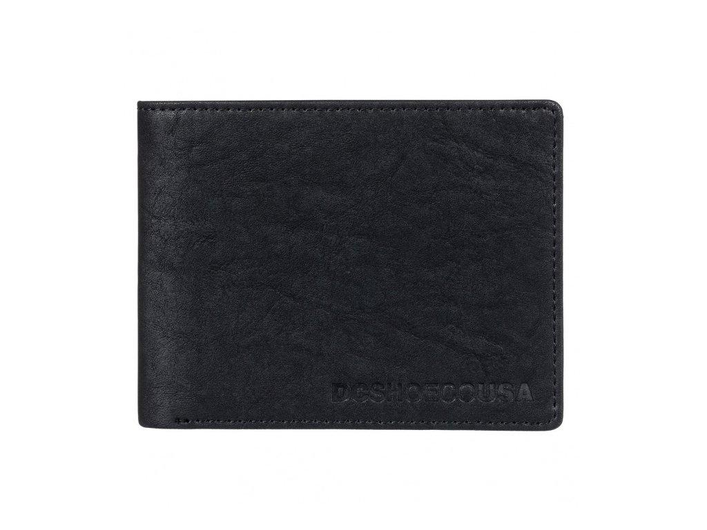 DC - peňaženka BIG MESSAGE BLACK
