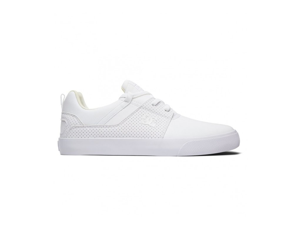 DC - obuv STR  HEATHROW VULC WHT 8.5