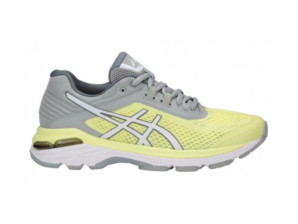 ASICS - obuv RUN GT-2000 6 yellow/grey