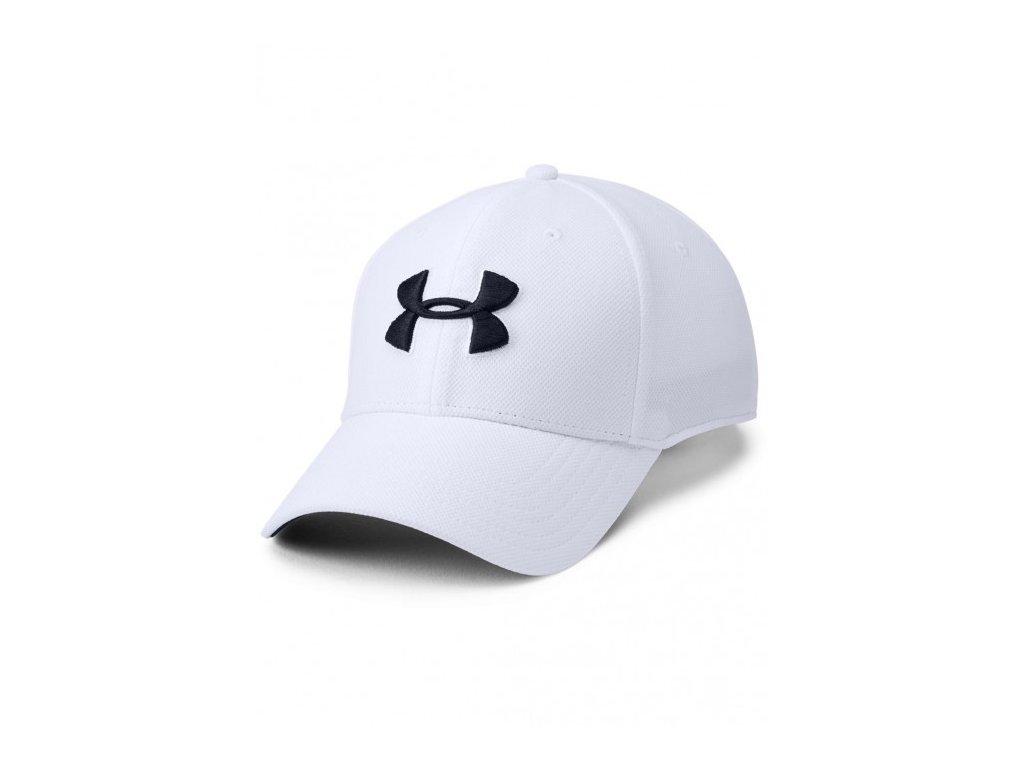 Under Armour - šiltovka MEN´S BLITZING 3.0 CAP white