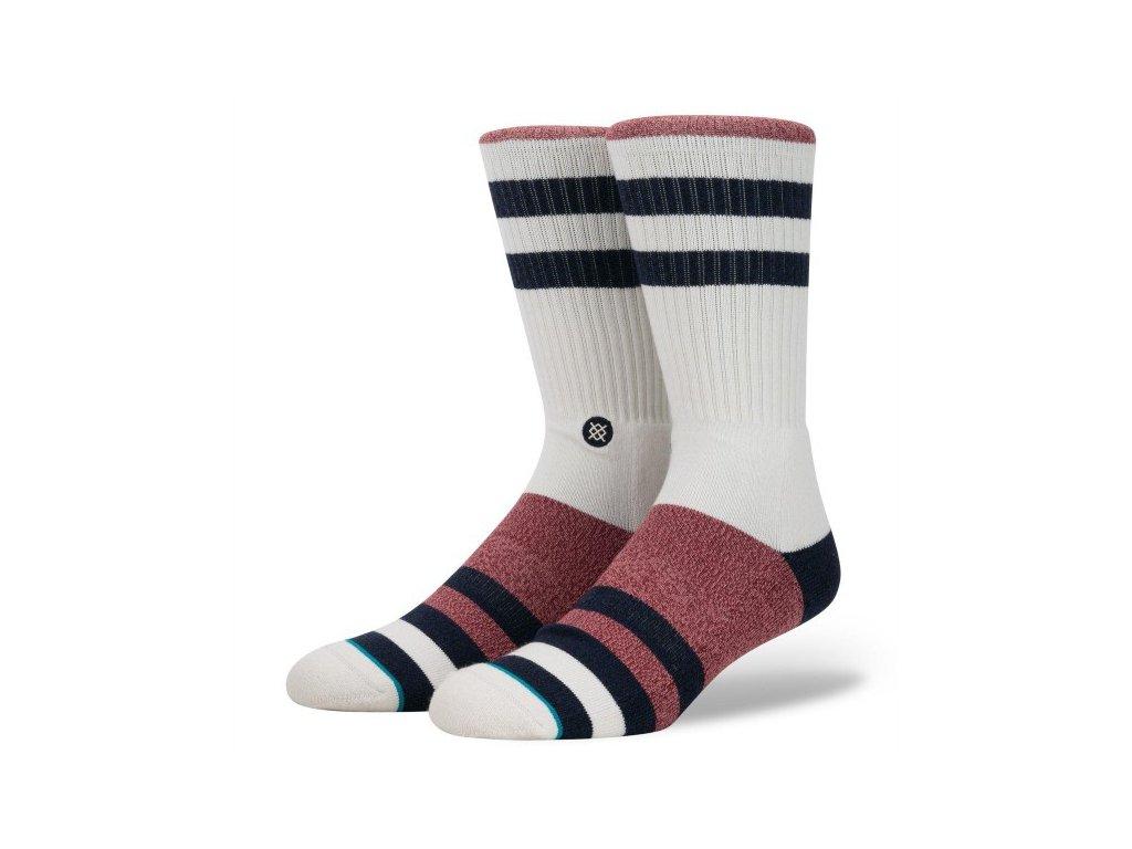 Stance ponožky STACY white