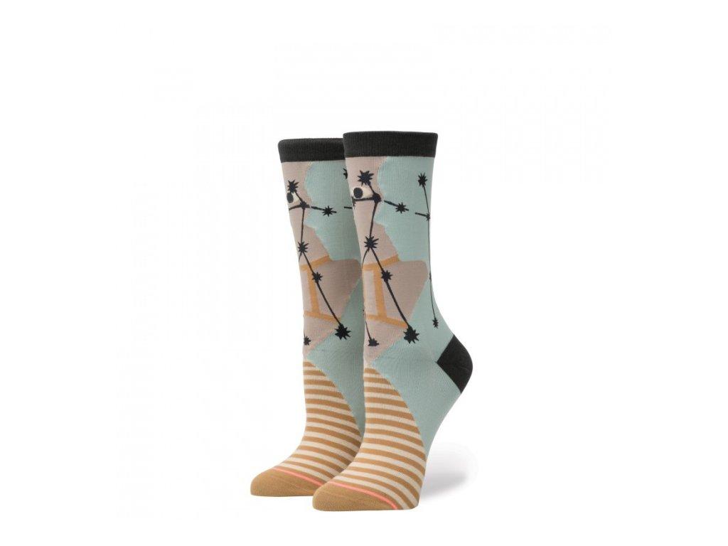 STANCE - ponožky ZODIAC GEMINI