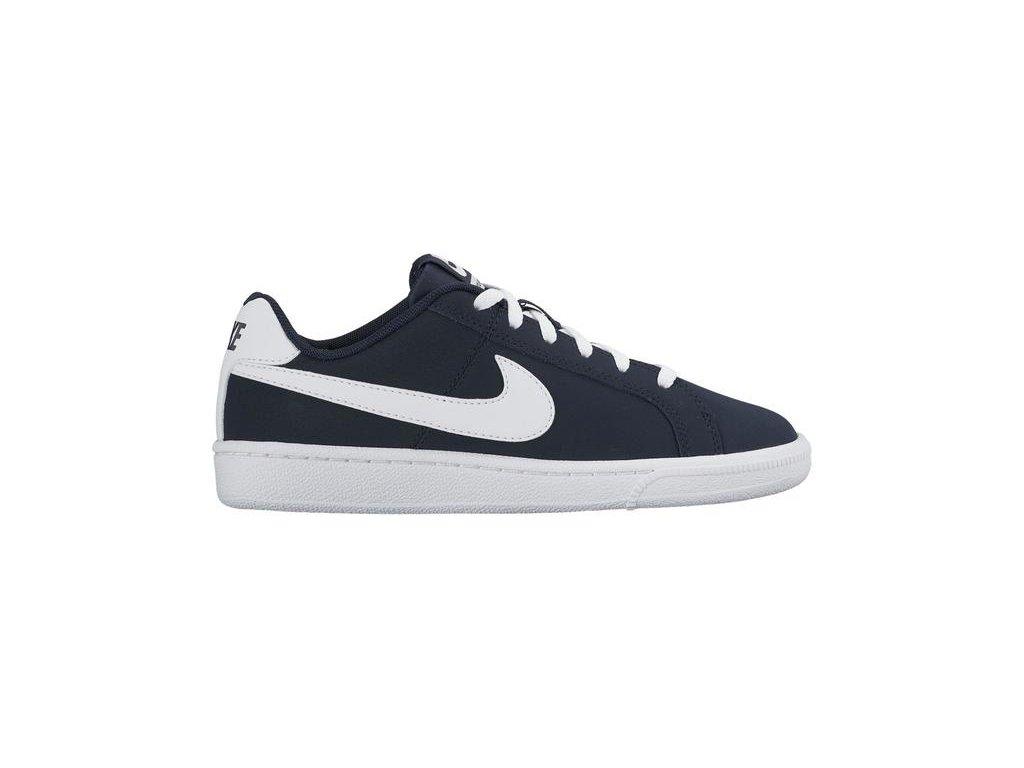 NIKE - obuv STR  Court Royale (GS) Shoe blue